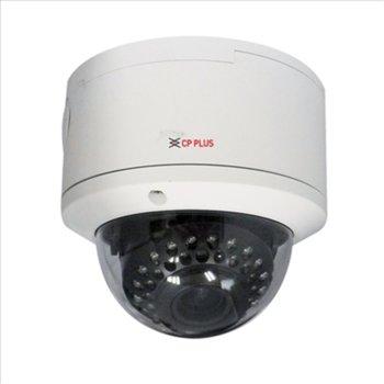 AHD камера CPPLUS CP-VC-D20FL4, куполна камера, 2Mpix Full HD 1080p, 25 кад./сек., 2.8-12mm обектив, IR осветителност (до 40 метра), външна, вандалозащитена image