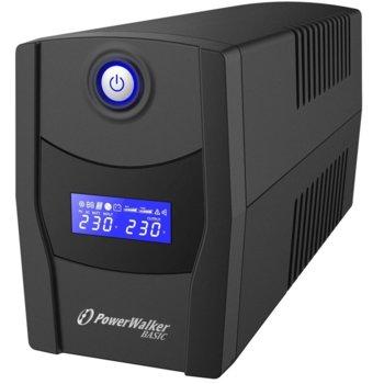 UPS PowerWalker VI 800 STL, 800VA/480W, Line Interactive image