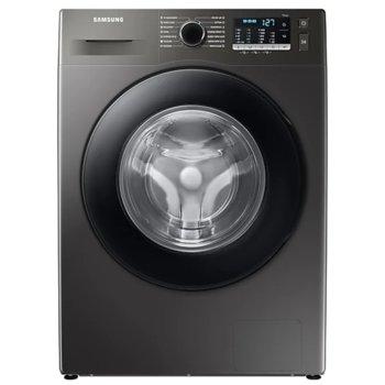 Перална машина Samsung WW70TA026AX/LE, клас A+++, 7 кг. капацитет, 1200 оборота, свободностояща, 60 cm, Drum Clean, Bubble технология, StayClean Drawer, инокс image
