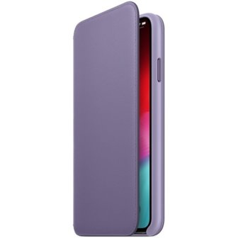 Apple iPhone XS Max Leather Folio - Lilac product
