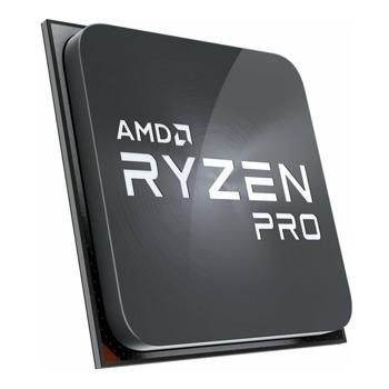 Процесор AMD Ryzen 5 PRO 2400GE, четириядрен (3.2/3.8, 4MB, 1250MHz графична честота, AM4) Tray, без охлаждане image