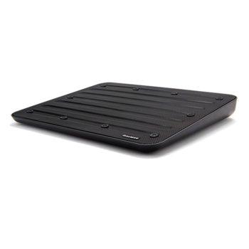 """Охлаждаща поставка за лаптоп Zalman ZM-NC3, черна, за лаптопи до 17.3""""(43.94 cm) image"""