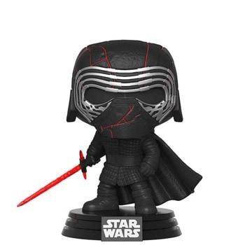 Фигура Funko POP! Star Wars: Ep 9 - Kylo Ren Supreme Leader #308 image