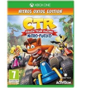Crash Team Racing Nitro-Fueled Nitros Oxide Xb One product
