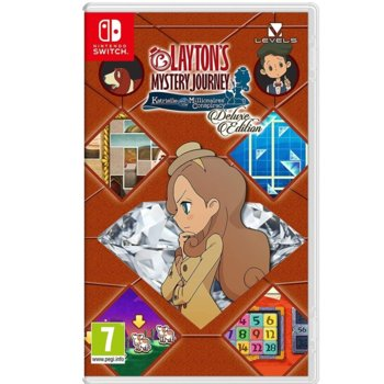 Layton's Mystery Journey: KatMC Switch product