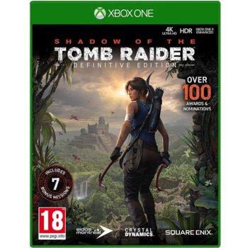 Игра за конзола Shadow of the Tomb Raider - Definitive Edition, за Xbox One image