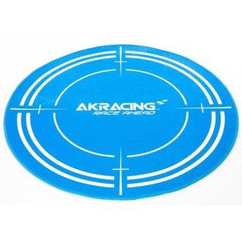 Постелка за под AKRACING Floormat, Син image