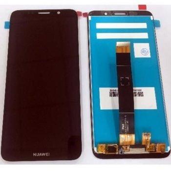 Дисплей за Huawei Y5 2018/Y5 Prime LCD с тъч, оригинален, черен image