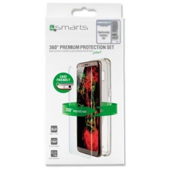 Протектор от закалено стъкло /Tempered Glass/, 4Smarts за Huawei P20(прозрачен)  image