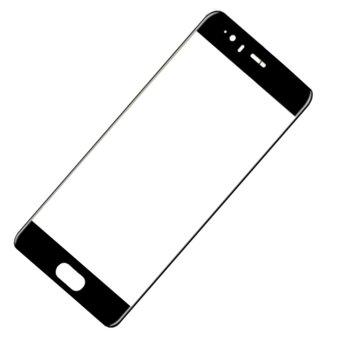 Протектор от закалено стъкло /Tempered Glass/ за Huawei Y7 2019, черна рамка image