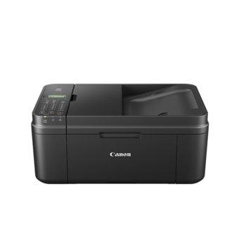 Мултифункционално мастиленоструйно устройство Canon PIXMA MX495, цветен, принтер/копир/скенер/факс, 4800 x 1200 dpi, 20 стр/мин, USB, Wi-Fi  image