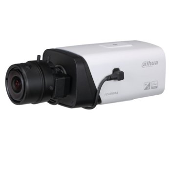"IP камера Dahua IPC-HF8530E, насочена ""bullet"", 5 Mpix(2560x1920@20FPS), без обектив, H.265/H.264/MJPEG, PoE, RJ-45 (10/100Base-T), 1 аудио вход, 1 аудио изход, вграден микрофон image"