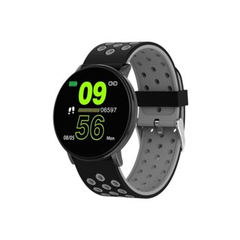 Смарт часовник L8, 44mm, Bluetooth 4.0, водоустойчив IP67, Различни цветове image