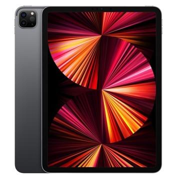 """Таблет Apple iPad Pro Wi-Fi (MHNK3HC/A)(сив), 12.9"""" (32.76 cm) Liquid Retina дисплей, осемядрен Apple A12Z Bionic, 8GB RAM, 512GB Flash памет, 12.0 + 10.0 MPix & 12.0 MPix камера, iPad OS, 682g image"""