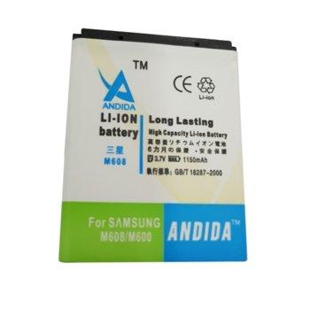 Батерия (заместител) за Samsung J600/M600, 1150mAh/3.7V image