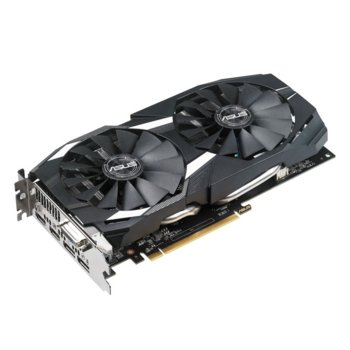 Asus DUAL-RX580-O4G product