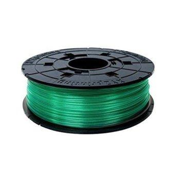 Консуматив за 3D принтер XYZprinting RFPLCXEU0LA, PLA, 1.75 mm, зелен, 600 g image