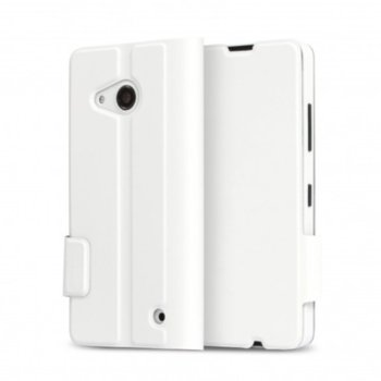 MS LUMIA 550 FLIP COVER WHITE product