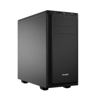 ATX/Micro ATX/Mini-ITX Be Quiet Pure Base 600, 2x USB 3.0, черна, без захранване image