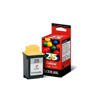 ГЛАВА LEXMARK ColorJetPrinter Z 42/51/52 - Color high yield - P№ 15M0125E /25/ - заб.: 625p image