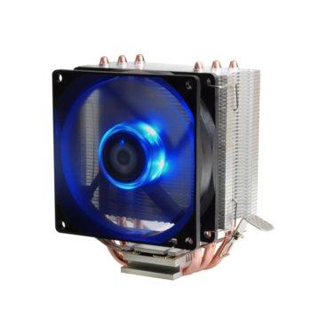 Охлаждане за процесор ID-Cooling SE-903-B, съвместимост със Intel LGA1151/1150/1155/1156/775 & AMD AM4/FM2+/FM2/FM1/AM3+/AM3/AM2+/AM2 image