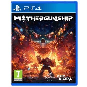 Mothergunship PS4 product