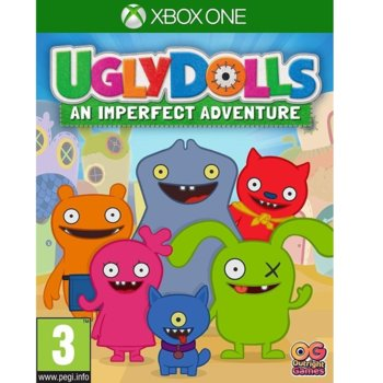 Игра за конзола UglyDolls: An Imperfect Adventure, за Xbox One image