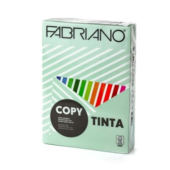 Копирен картон Fabriano, A4, 160 g/m2, резеда, 250 листа image