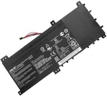 Батерия (оригинална) за лаптоп Asus, съвместима с VivoBook series, 7.6V, 5000mAh image