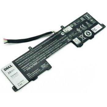 Батерия (оригинална) за лаптоп Dell, съвместима с модели Latitude 13 7350 TM9HP, 7.4V, 2700mAh image