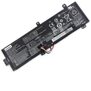 Батерия (оригинална) за лаптоп Lenovo, съвместима с модели IdeaPad 310-14xxx IdeaPad 310-15xxx, 2-cell, 7.72V, 5000mAh image