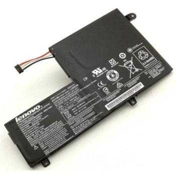 Батерия (оригинална) за лаптоп Lenovo Edge/Yoga, съвместима с /15xx/14xx, 11.1V, 45Wh image