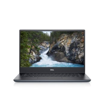 "Лаптоп Dell Vostro 5490 (N4108VN5490EMEA01_2005_UBU)(сив), четириядрен Comet Lake Intel Core i7-10510U 1.8/4.8 GHz, 14"" (35.56 cm) Full HD Anti-Glare Display & GF MX 250 2GB, (HDMI), 16GB DDR4, 512GB SSD, 1x USB 3.1 Type C, Linux  image"