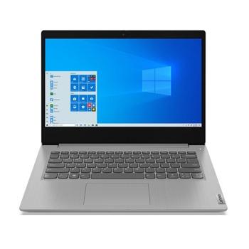 "Лаптоп Lenovo IdeaPad 3 14IGL05 (81WH0020BM)(сив), четириядрен Gemini Lake Refresh Intel Pentium N5030 1.1/3.1 GHz, 14"" (35.56 cm) Full HD TN 250nits Anti-Glare Display, (HDMI), 4GB DDR4, 256GB SSD, 2x USB 3.1, FreeDOS image"