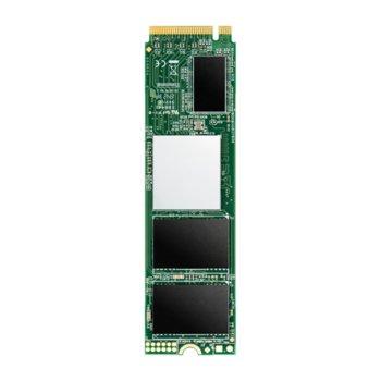 Памет SSD 1TB Transcend 220S, NVMe, M.2 (2280), скорост на четене 3500 MB/s, скорост на запис 2800 MB/s image