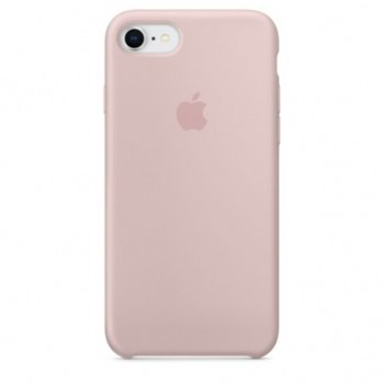 Apple iPhone 8/7 Silicone Case - Pink Sand product