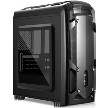 Segotep Polar Light Black Case No PSU product