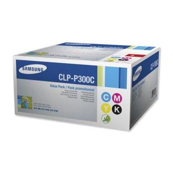 КАСЕТА ЗА SAMSUNG CLP300/N - Rainbow kit - B/C/M product