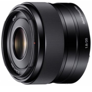 Обектив Sony SEL 35mm f/1.8 OSS за Sony E image