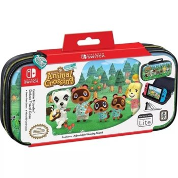 "Калъф Big Ben Interactive Deluxe Travel Case ""Animal Crossing"", за Nintendo Switch image"