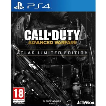 COD Advanced Warfare - Atlas Limited Edition (PS4) product