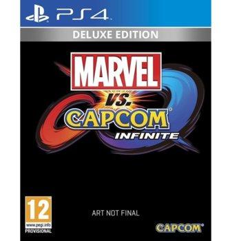 Marvel vs. Capcom: Infinite Deluxe Edition product