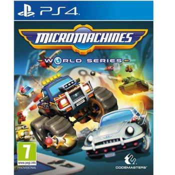 Micro Machines: World Series product