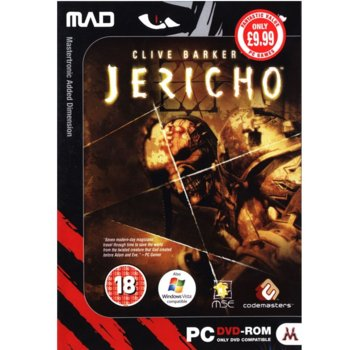 Clive Barkers Jericho product