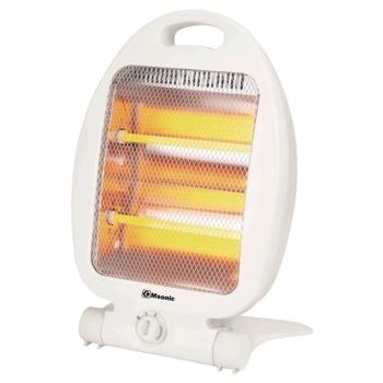 Кварцова печка MFN6231W, 400/800W, 2-степенно регулиране на отоплението, защита срещу преобръщане бяла image