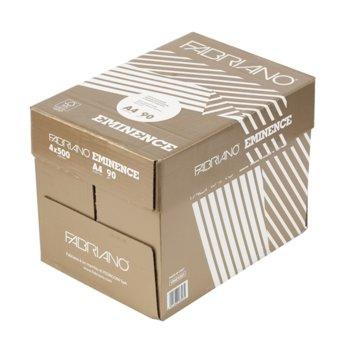 Копирна хартия Fabriano Eminence, A4, 90 g/m2, 500 листа, 4 пакета image