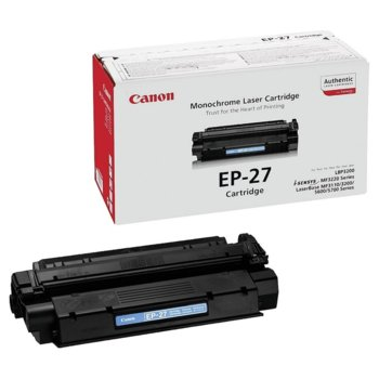 Canon (EP-27) 8489A002 Black product