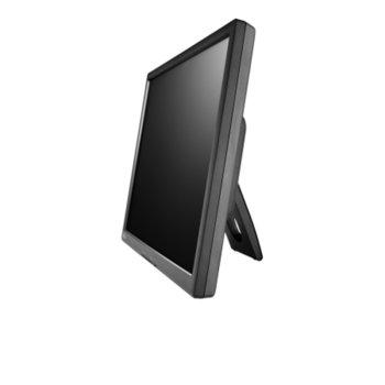"""Монитор LG 19MB15T-I сензорен мулти-тъч 19"""" (48.26 cm), IPS панел, SXGA, 14ms, 5,000,000:1, 250 cd/m2, D-SUB, USB  image"""