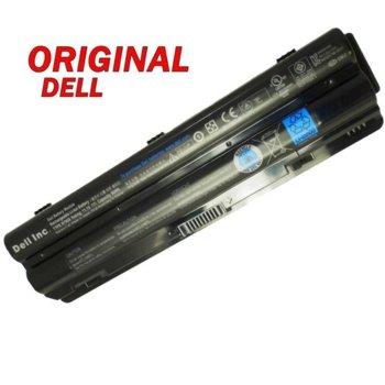 Батерия (оригинална) за Лаптоп Dell XPS 14 L401x XPS 15 L501x L502x XPS 17 L701x L702x, 9-cell, 10.8/11.1V, 8100mAh image
