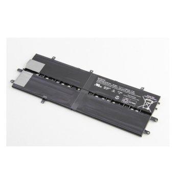 Батерия (оригинална) SONY VAIO, съвместима с DUO 11 SVD11/SVD1121Q2EB, Li-ion, 7.4V, 4960mAh image